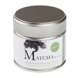 JAPAN ORIGINAL CEREMONY PREMIUM MATCHA BIO – 30 Gramm